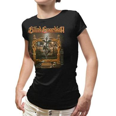 Blind Guardian Imaginations 2016 Tour Ladies T-Shirt