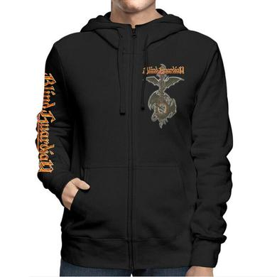 Blind Guardian Dragons Imaginations Zip Hoodie