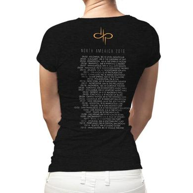 Devin Townsend Project Halo 2016 Tour Dates T-Shirt