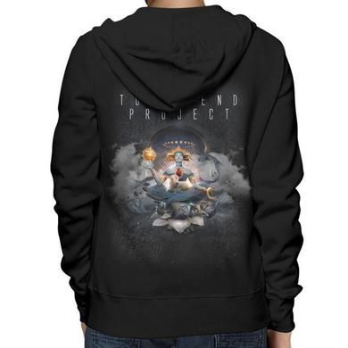 Devin Townsend Project Transcendence Cover Zip Hoodie