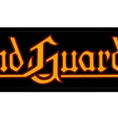 Blind Guardian Logo Woven Patch