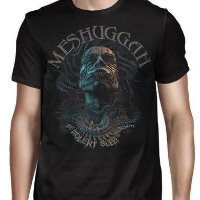 MESHUGGAH Violent Sleep Head T-Shirt