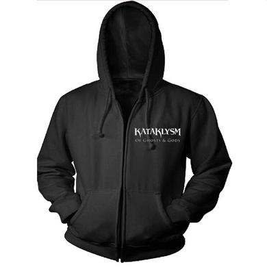 Kataklysm Of Ghosts and Gods Zip Hoodie