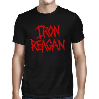 Iron Reagan Red Logo Capital T-Shirt