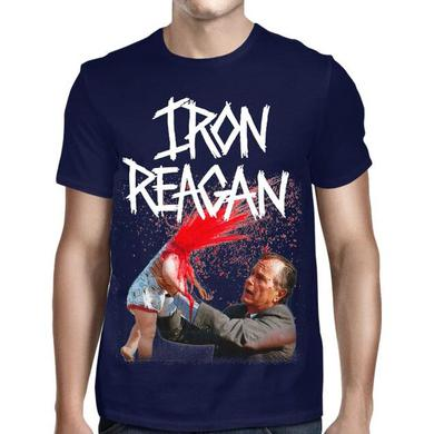 Iron Reagan Bush Your Kid's an Asshole T-Shirt