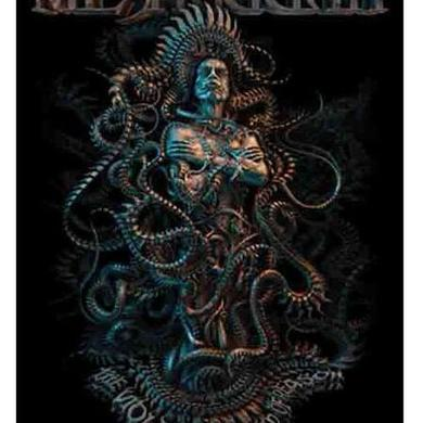 MESHUGGAH The Violent Sleep Poster Flag