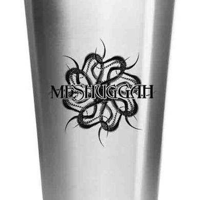 MESHUGGAH Spiral Logo Steel Pint Cup