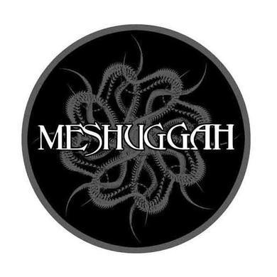 MESHUGGAH Spiral Logo Woven Patch