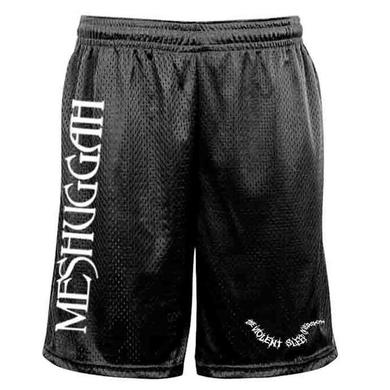 MESHUGGAH The Violent Sleep Mesh Shorts