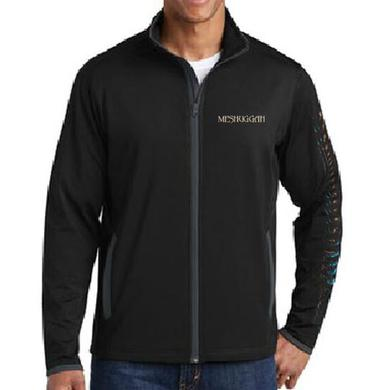MESHUGGAH Embroidered Track Jacket