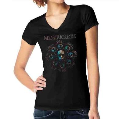 MESHUGGAH Head Blade Ladies Tee