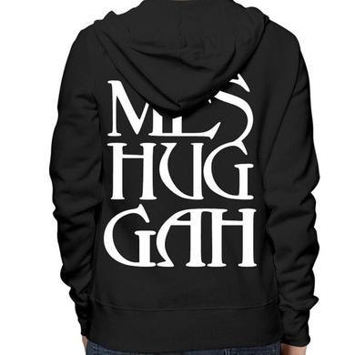 MESHUGGAH Head Logo Zip Hoodie