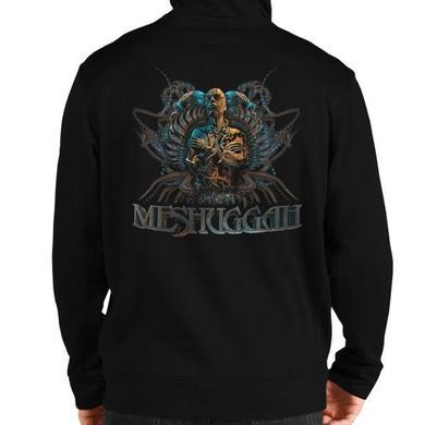 MESHUGGAH Tentacle Head Logo Pullover Hoodie