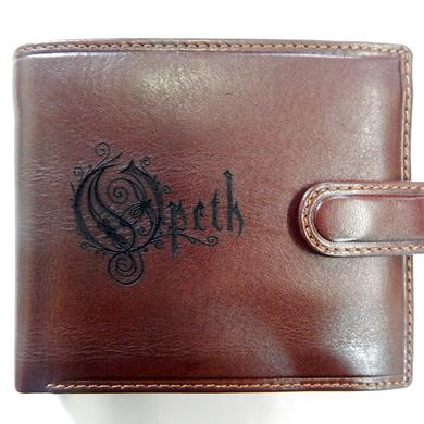 Opeth Leather Wallet
