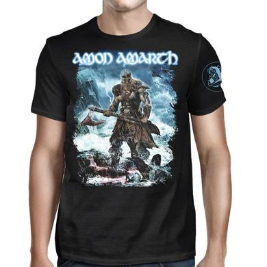 Amon Amarth Jomsviking Fall Tour 2016 T-Shirt