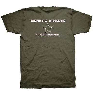 Weird Al Che Al Mandatory Fun T-Shirt