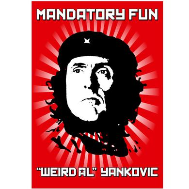 Weird Al Yankovic Al Che Red Flag