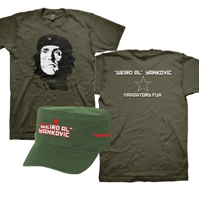 Weird Al Al Che Shirt & Hat Bundle