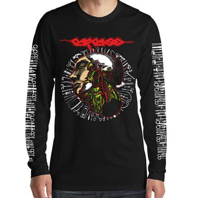 Carcass Anatomy Head Tools 2016 Tour Long Sleeve Tee