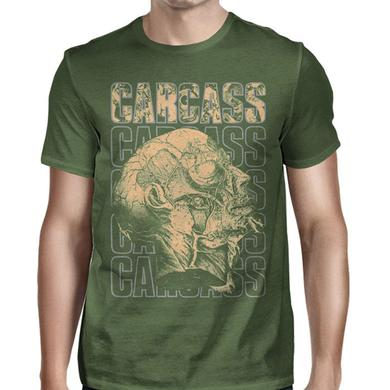 Carcass Cabeza Tools 2016 Tour T-Shirt