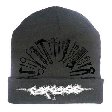 Carcass Tools Embroidered Logo Beanie