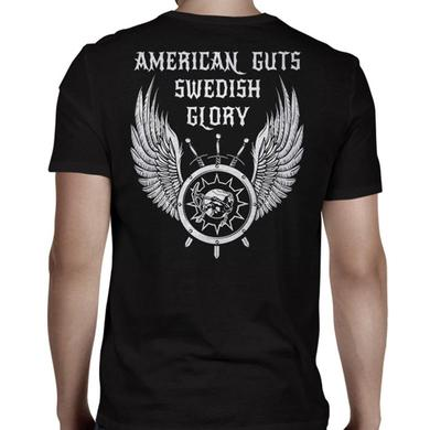 Soilwork American Guts Swedish Glory T-Shirt