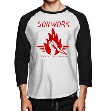 Soilwork Stabbing the Drama Raglan