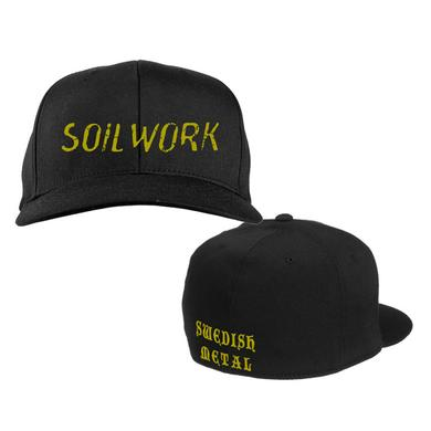Soilwork Swedish Metal Flex Fit Hat
