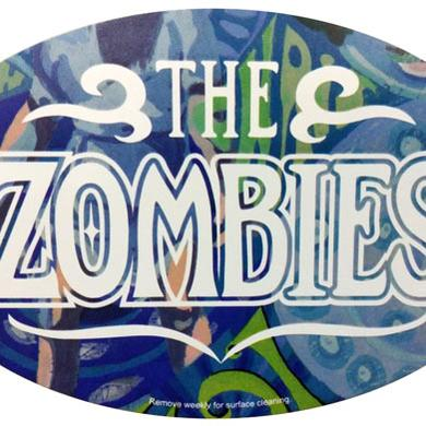 The Zombies Odyssey & Oracle Magnet