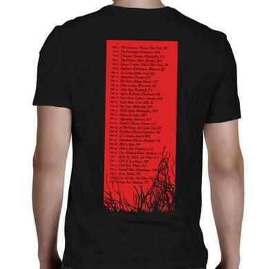 Swallow the Sun Paita 2016 Tour T-Shirt