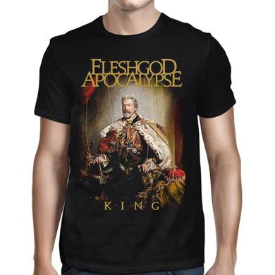 Fleshgod Apocalypse King 2016 Tour T-Shirt