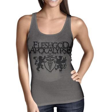 Fleshgod Apocalypse Emblem Ladies Tank