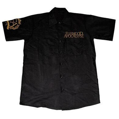 Fleshgod Apocalypse Logo Crest Workshirt