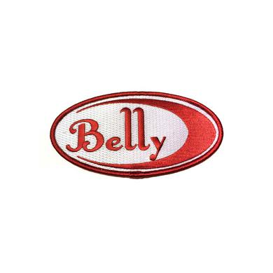 Belly Red & White Patch
