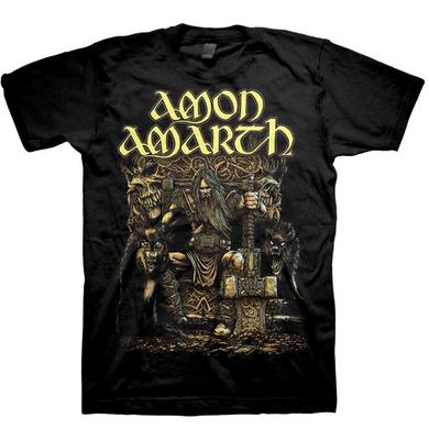 Amon Amarth Thor Odens Son T-Shirt