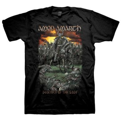 Amon Amarth Deceiver of the Gods Tour T-Shirt