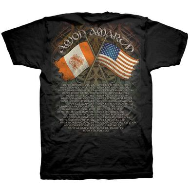 Amon Amarth Deceiver of the Gods Tour T-Shirt