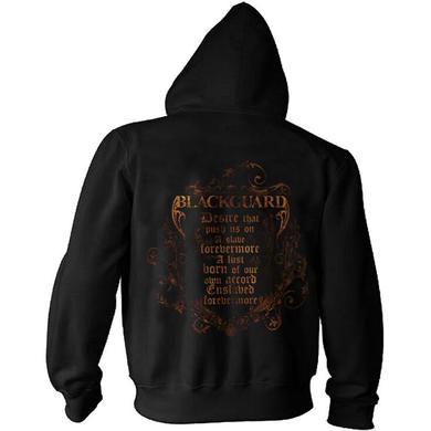 Blackguard Angel Zip Hoodie