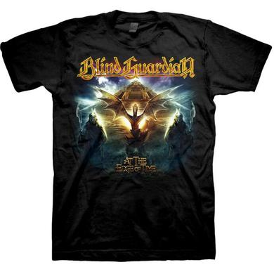 Blind Guardian Edge of Time Tour Dates T-Shirt
