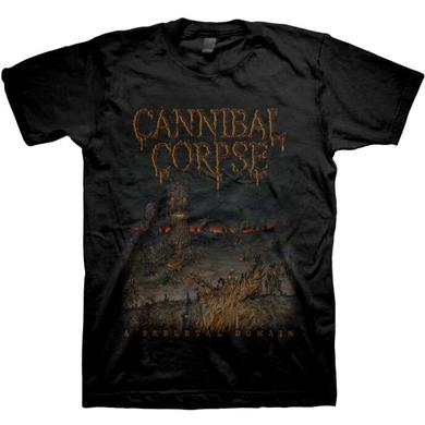 Cannibal Corpse Skeletal Domain Winter 2015 T-Shirt