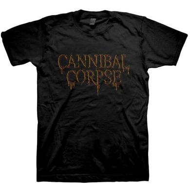 Cannibal Corpse Logo 2015 Winter 2015 T-Shirt