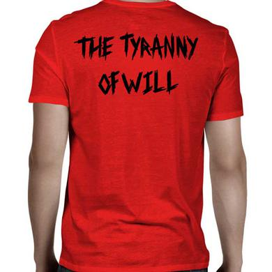 Iron Reagan Hillary Tyranny of Will T-Shirt