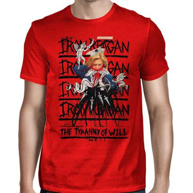 Iron Reagan Hillary Tyranny of Will T-Shirt