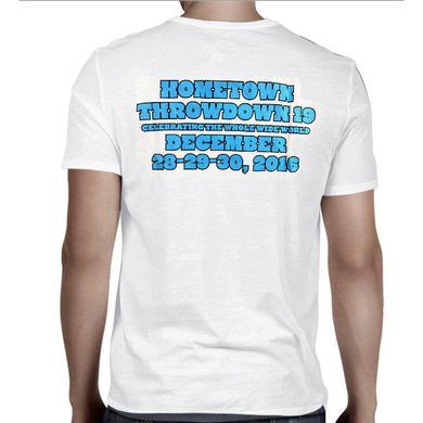 Mighty Mighty Bosstones Hometown Throwdown Globe Tee