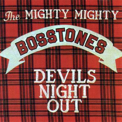 Mighty Mighty Bosstones Devils Night Out LP Black Vinyl