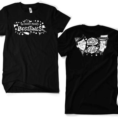 Mighty Mighty Bosstones Best of Friends Youth Tee