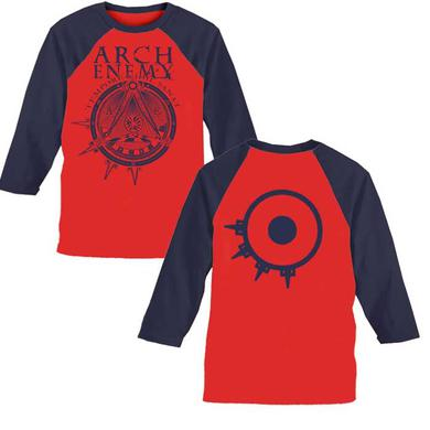 Arch Enemy War Eternal Raglan