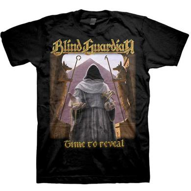 Blind Guardian Time to Reveal Dates T-shirt