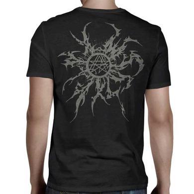 Kataklysm Skeleton Tribal Pentagram T-Shirt