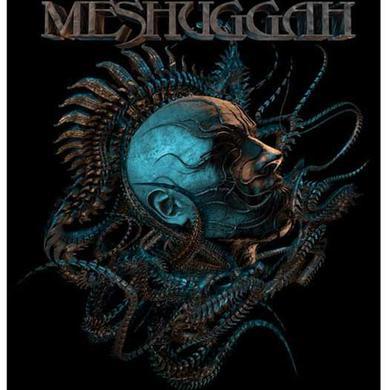 MESHUGGAH Tentacle Head Poster Flag
